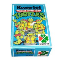 kwartet turtles