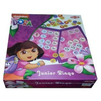dora junior bingo
